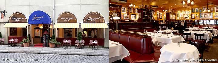Restaurant Reinhard's im Nikolaiviertel