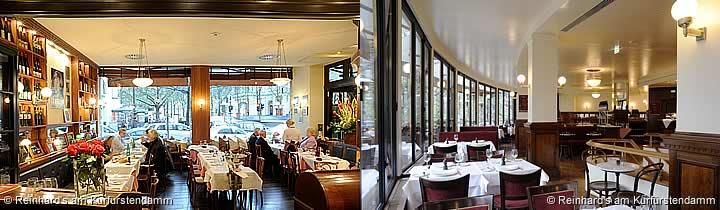 Restaurant Reinhard's am Kurfürstendamm