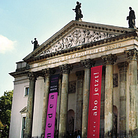 Deutsche Staatsoper Unter den Linden (Ópera Nacional Alemã Unter den Linden)