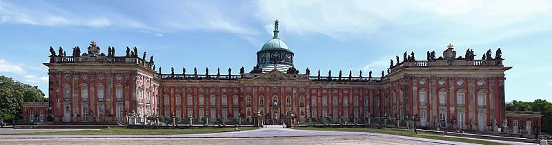 Palácio Novo (Neues Palais)
