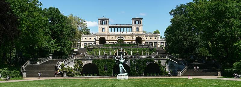 Nova 'Orangerie' (Neue Orangerie)