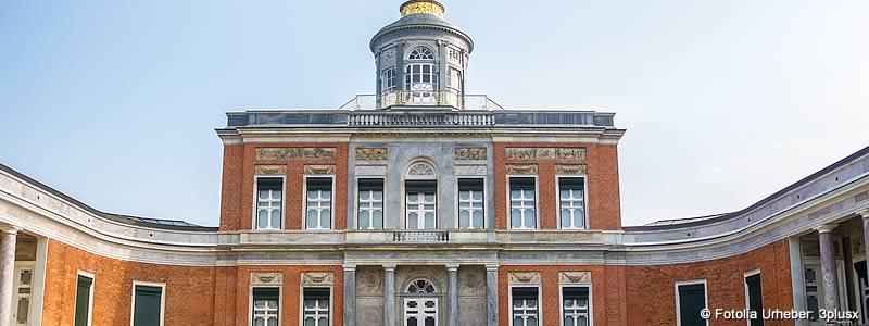 Marmorpalais - O Palácio de mármore