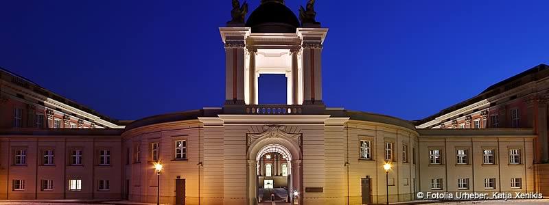Stadtschloss - Palácio da cidade
