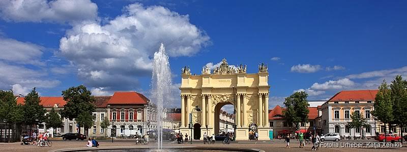 Luisenplatz, Potsdam