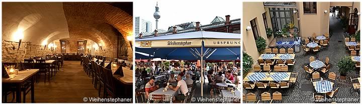 Restaurantes em Berlim Weihenstephaner