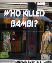 Who killed bambi berlin